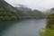 津賀ダム ダム湖(四万十町)