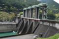 面河第三ダム(久万高原町)