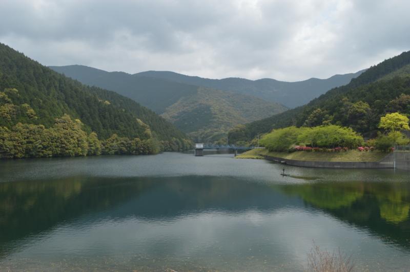 大久保山ダム(愛南町)