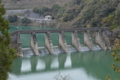 世木ダム(南丹市)