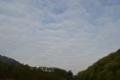草木ダム上空(みどり市)