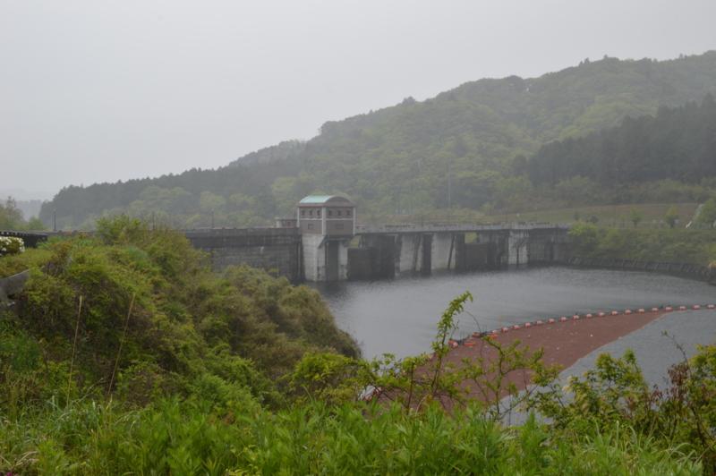 片倉ダム(君津市)