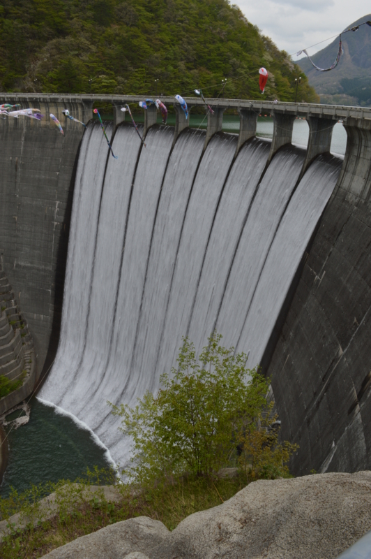 鳴子ダム(大崎市)