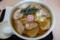 麺や 貴伝 肉中華麺(米沢市)