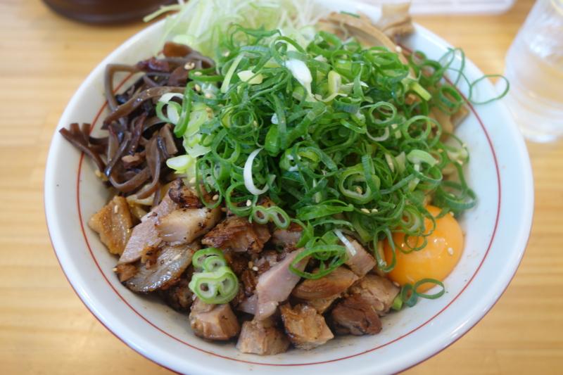 麺屋 春馬 油そば(山形市)