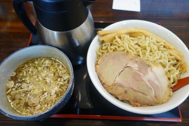 二代目高橋商店 つけ麺(東根市)