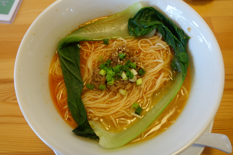 薫風 白ごま坦々麺(寒河江市)