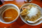 麺屋 居間人 焼きみそつけ麺(天童市)