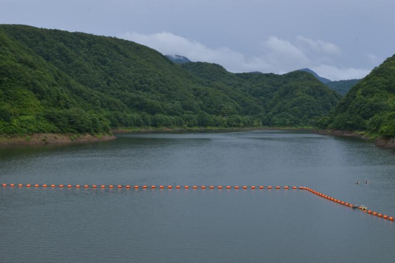鳴源湖(加美町)