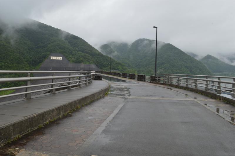 七ヶ宿ダム(七ヶ宿町)