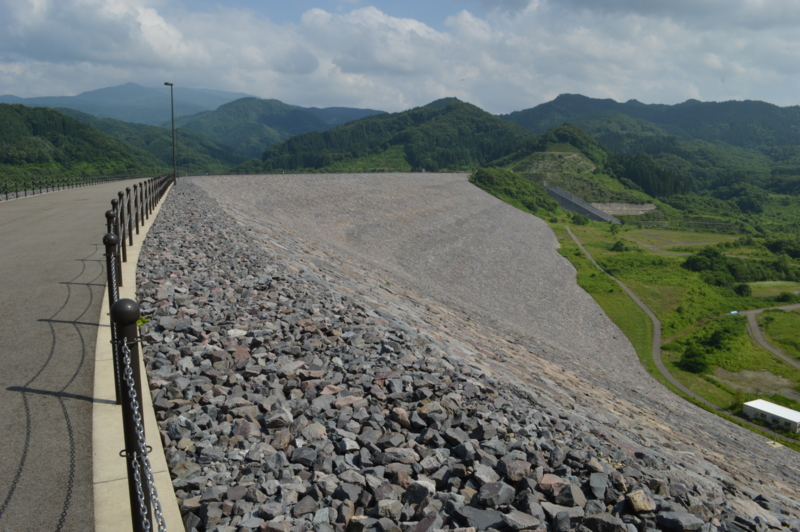 森吉山ダム