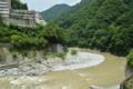宇奈月ダム(黒部市)