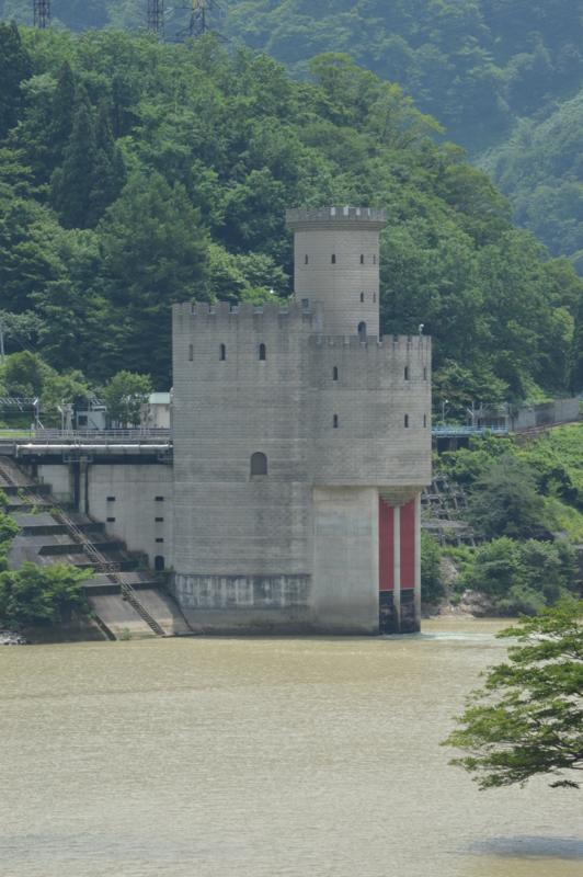 うなづき湖(黒部市)