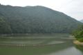 三面ダム ダム湖(村上市)