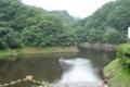 竜神ダム ダム湖(常陸太田市)