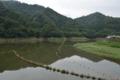 花貫ダム ダム湖(高萩市)
