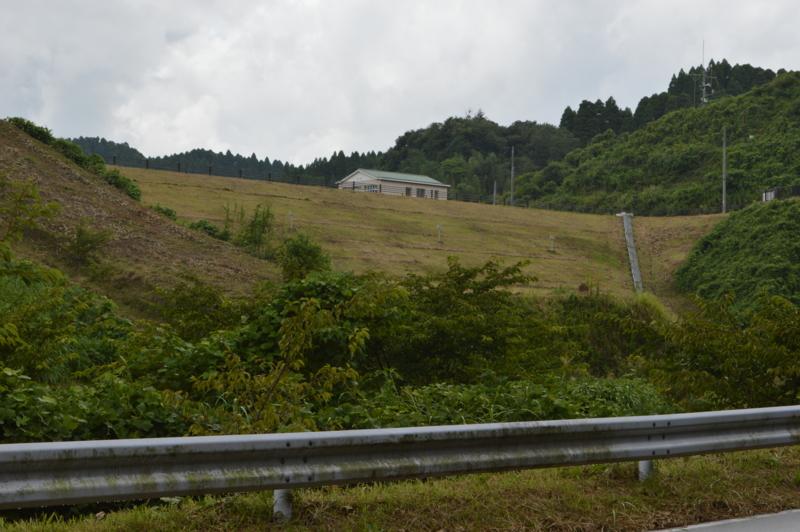 山内ダム(長南町)