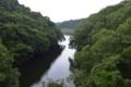 蔵持ダム ダム湖(長南町)