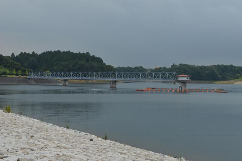 東金ダム(東金市)