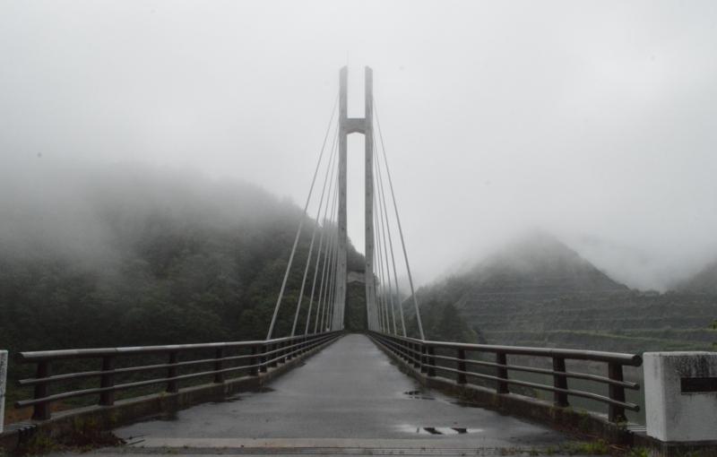 日中ダム(喜多方市)