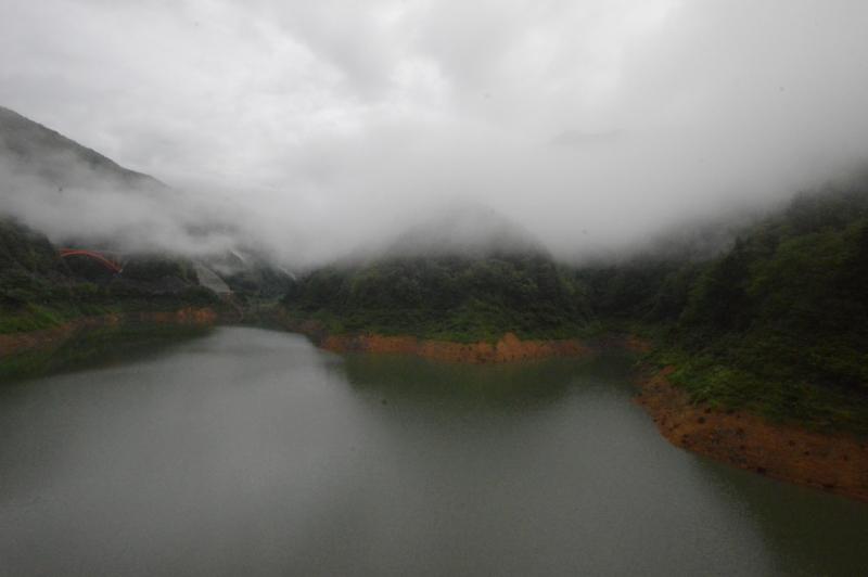 日中ひざわ湖(喜多方市)