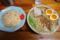 みずさわ屋 中華そば(煮卵入)+炒飯(仙台市)