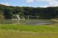 飯詰ダム ダム湖(五所川原市)