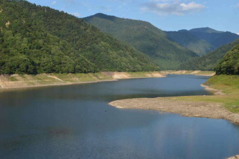 笠堀湖(三条市)