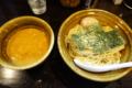 麺屋 葵 坦々つけ麺+味付け玉子(南陽市)