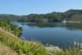 二ツ石ダム ダム湖(加美町)