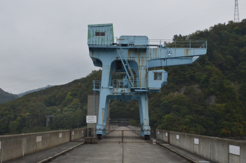田子倉ダム(只見町)