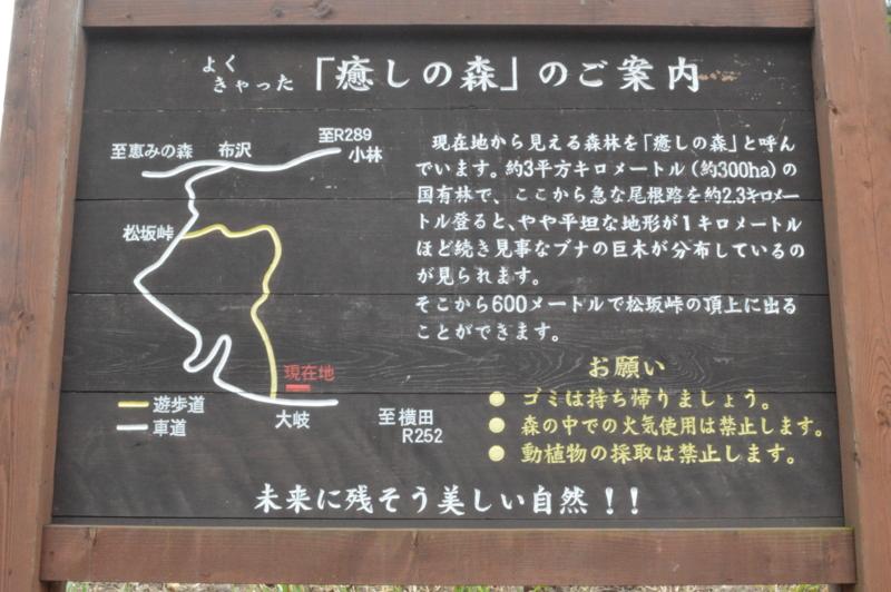 大岐ダム(金山町)