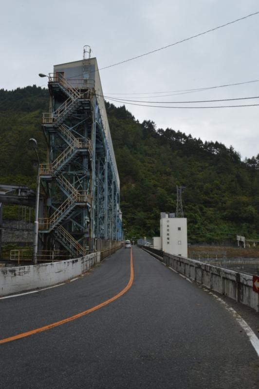 本名ダム(金山町)