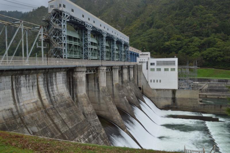 上田ダム(金山町)