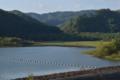 和田ダム ダム湖(七戸町)