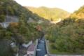 川内ダム(むつ市)