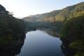 遠野ダム ダム湖(遠野市)