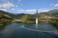 日向ダム ダム湖(釜石市)