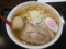 二代目高橋商店 中華そば+煮卵(東根市)