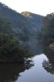 城川ダム ダム湖(十日町市)