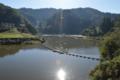 鯖石川ダム ダム湖(柏崎市)