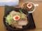 麺屋 いばらき 煮干しのまぜそば+肉めし(天童市)