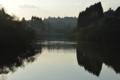 軍荼利ダム ダム湖(一宮町)