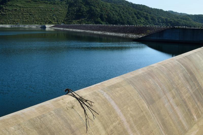 二ツ石ダム(加美町)