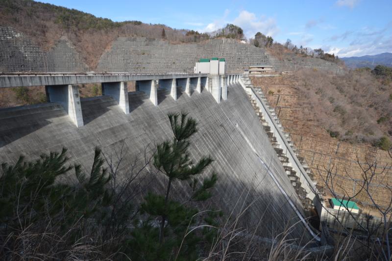 小玉ダム(いわき市)