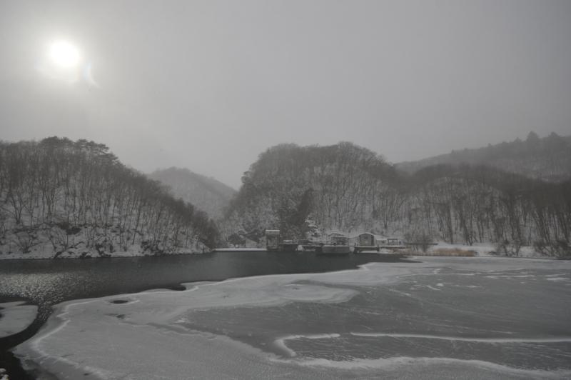 土呂部ダム(日光市)