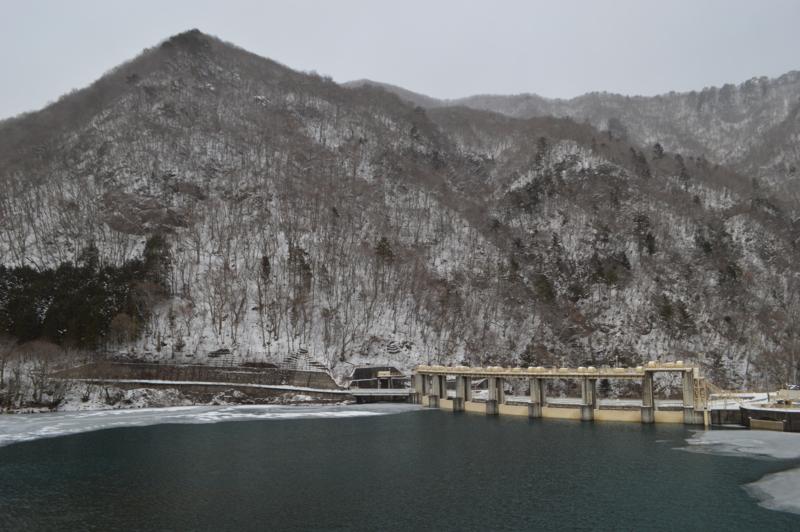 黒部ダム(日光市)