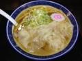 二代目高橋商店 ワンタン麺(東根市)