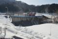 菖蒲川ダム(上山市)