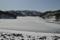 前川ダム ダム湖(上山市)